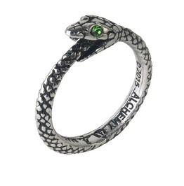 The Sophia Serpent Ring