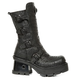 New Rock Seora Goth Inspired Boots