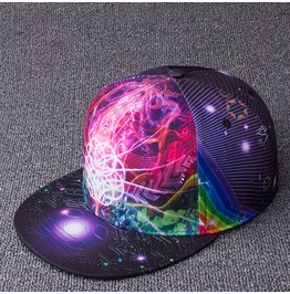 New Hip Hop Charming Summer Snapback Baseball Caps,Adjustable Flat Brim Hat