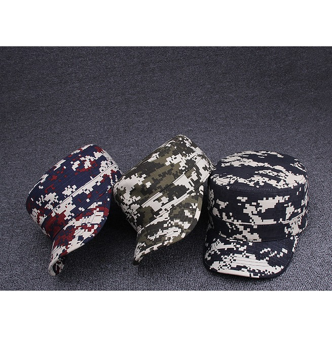 rebelsmarket_camouflage_flat_top_peaked_baseball_3_color_adjustable_casual_military_hat_hats_and_caps_2.jpg