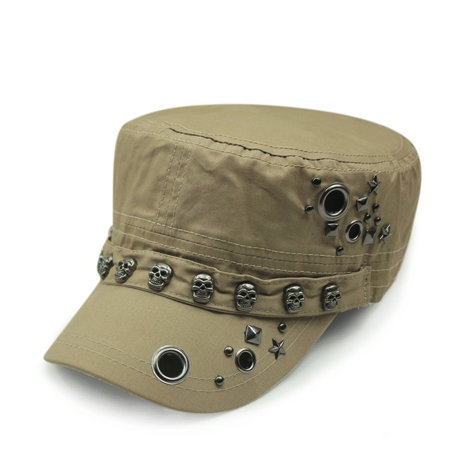 rebelsmarket_retro_punk_skull_adjustable_flat_top_rivets_cap_casual_unisex_fashion_hat_hats_and_caps_3.jpg