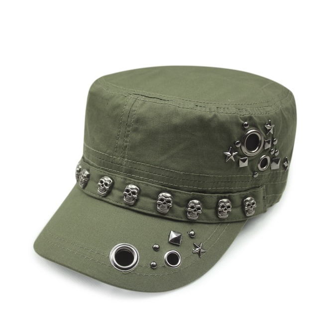 rebelsmarket_retro_punk_skull_adjustable_flat_top_rivets_cap_casual_unisex_fashion_hat_hats_and_caps_4.jpg