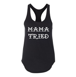 Mama Tried Tattoo Tank