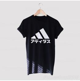 Adidasu Harajuku Unisex T Shirt