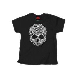 Children's A Skull Named Sugar White T Shirt