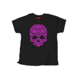 Children's A Skull Named Sugar Pink T Shirt