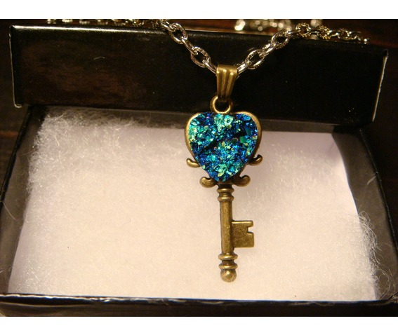 blue_green_faux_heart_druzy_drusy_key_necklace_pendants_5.JPG
