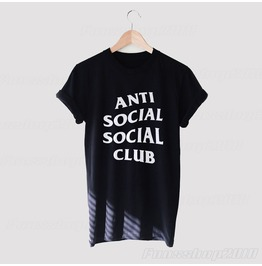 Tumblr Tee Anti Social Social Club T Shirt