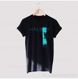 Halsey Room 93 Black Unisex T Shirt