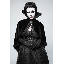 Vampire Cloak Bolero Jacket