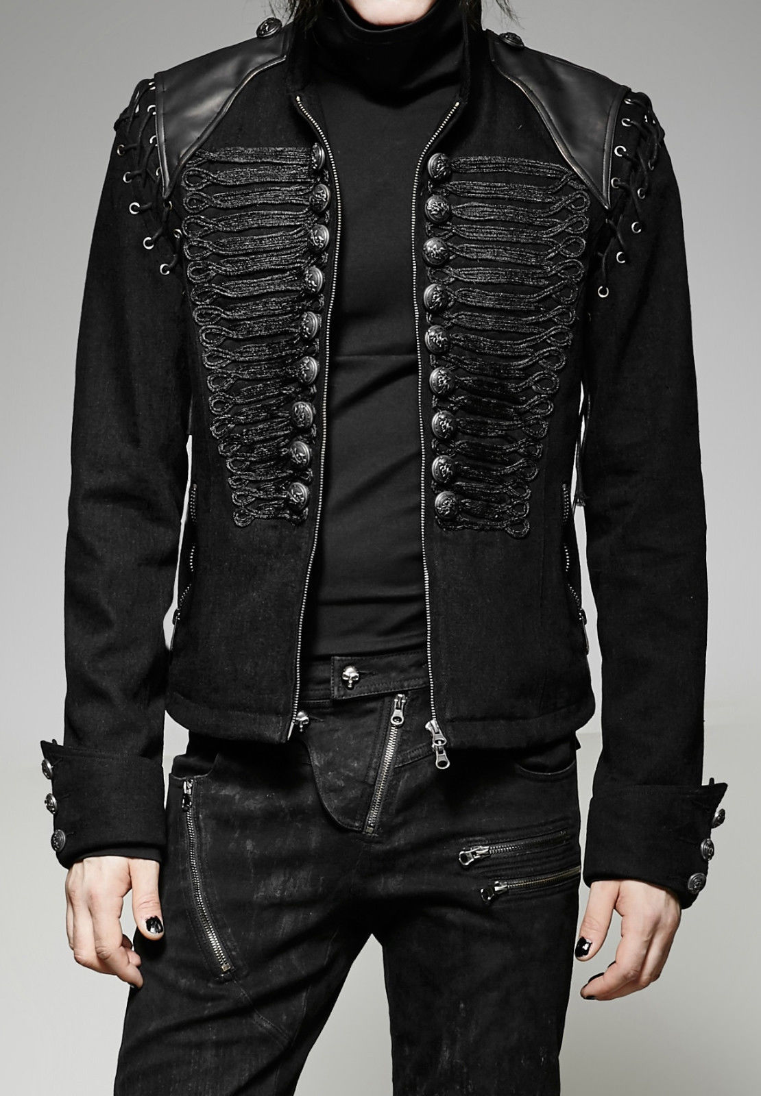 rebelsmarket_punk_rave_mens_steampunk_gothic_rock_metal_military_short_black_army_jacke_jackets_7.jpg