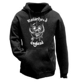 Motorhead Hooded Sweatshirt Official England Warpig Hoodie