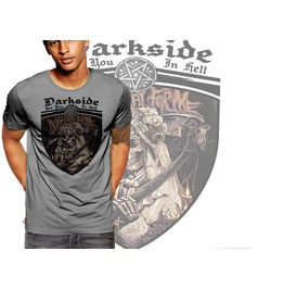 Darkside See You In Hell Bride Occult T Shirt Soft Cotton By Rancid Nation