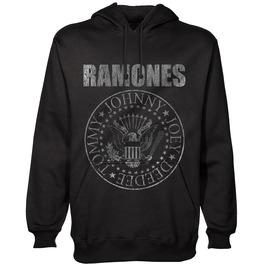 Ramones Hooded Sweatshirt Official Presidential Seal Hoodie