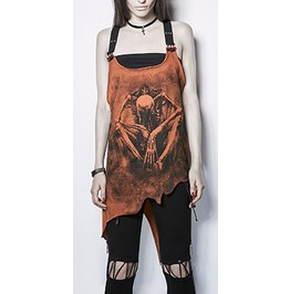 Internal Demon Gothic Apocalyptic Tank Top
