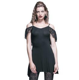 Women's Gothic Off Shoulder Long Top