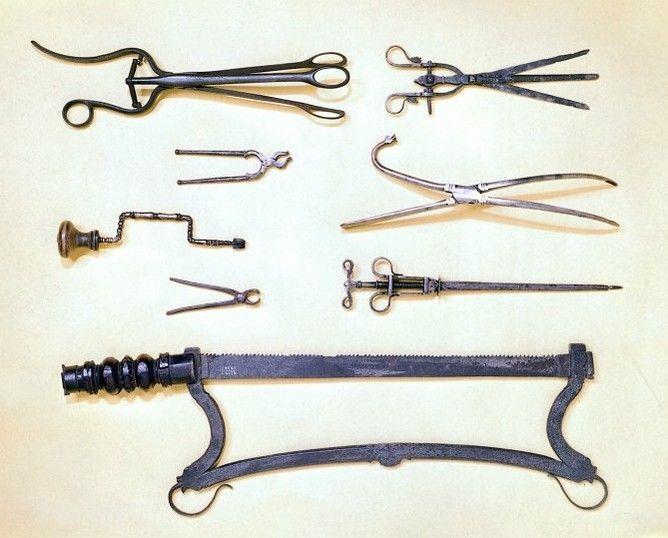 Eight terrifying medical instruments from the past you wont believe your eyes
