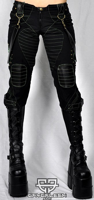 cryoflesh_biohazard_decay_cyber_goth_industrial_shorts_rompers_and_shorts_5.jpg