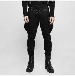 Punk Rave Men's Steampunk Jodhpur Style Breeches Pants K304