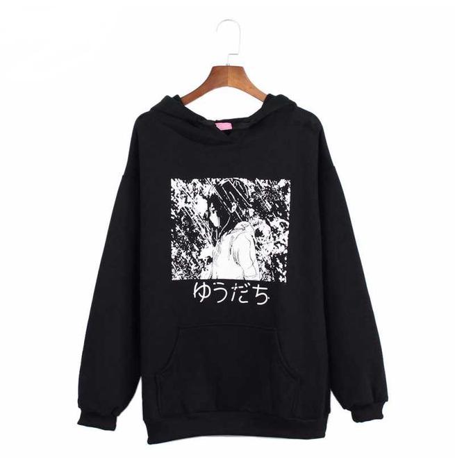 Harajuku Hoodie Sudadera Wh420  7501ad792701