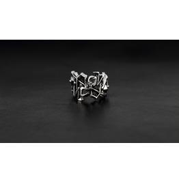 Artemis Silver Ring,Rocker Ring,Biker Ring,Jewelry,Accessories,Unisex,Man,