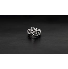 Apollo Silver Ring,Rocker Ring,Biker Ring,Jewelry,Accessories,Unisex,Man