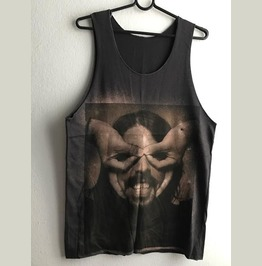 Dave Grohl Foo Fighters Drummer Rock Vest Tank Top