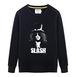 Punk Rock Guns N' Roses Slash Men Sweatshirts Pullover
