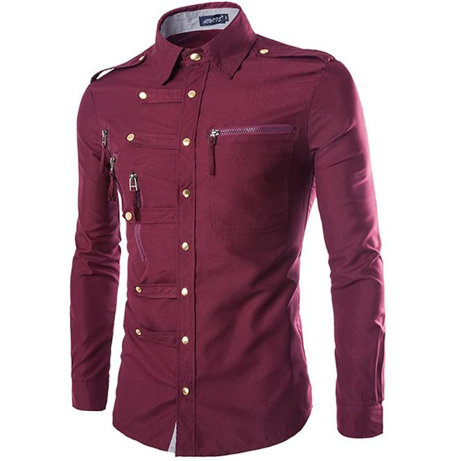 rebelsmarket_steampunk_slim_fit_double_pocket_buttons_design_military_cargo_dress_shirt_shirts_7.jpg