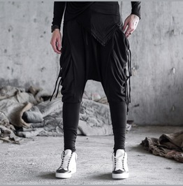 Hip Hop Street Dance Harem Sport Pants Casual Stretch Swag Trousers