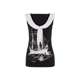 Sample Size Small Happy Sailing Top