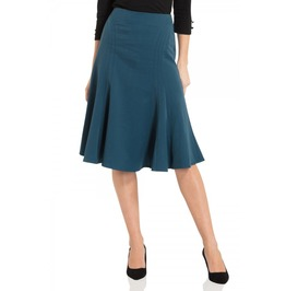 Voodoo Vixen Melanie Longline Bell Skirt