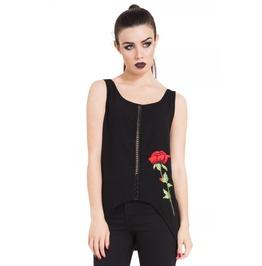 Jawbreaker Clothing Rose Top