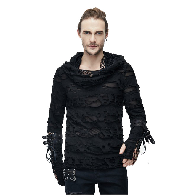 rebelsmarket_mens_black_tattered_long_sleeved_hooded_top_t_shirts_4.jpg