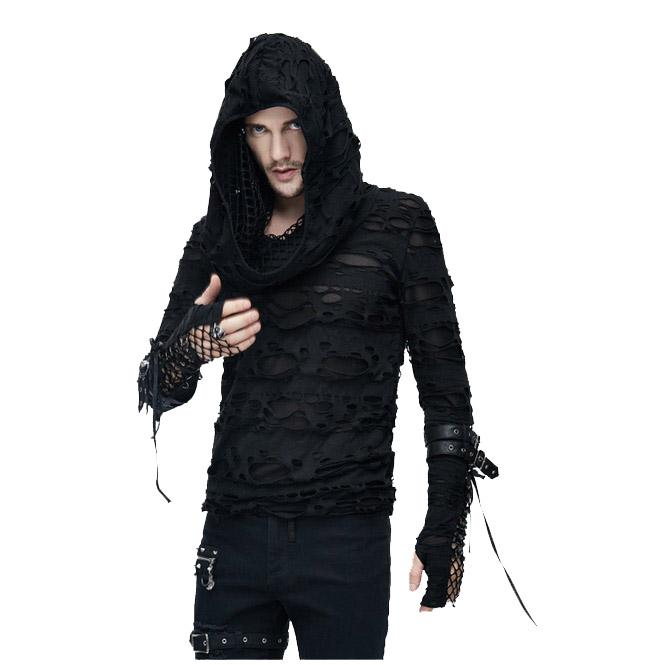 rebelsmarket_mens_black_tattered_long_sleeved_hooded_top_t_shirts_2.jpg