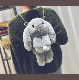 Rabbit Bag / Bolso Conejo Wh433