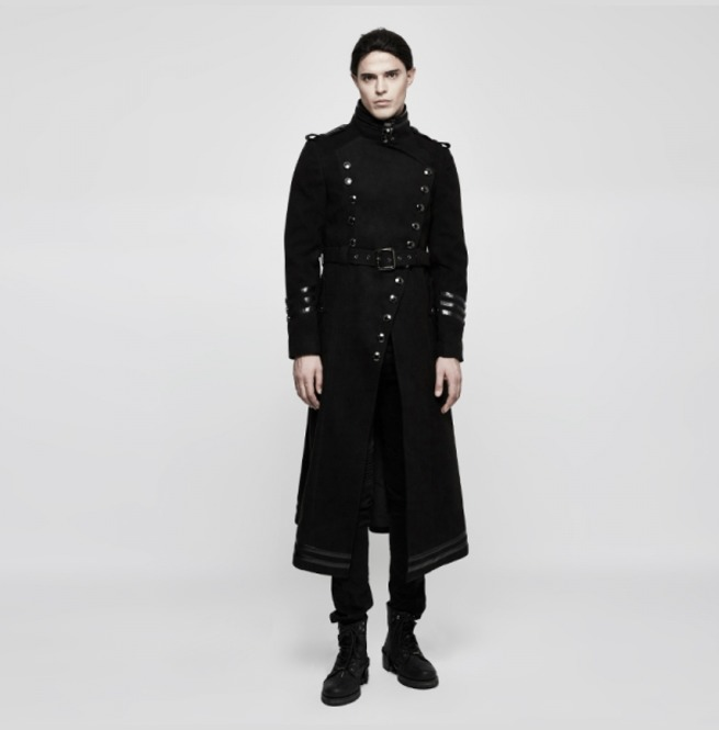 rebelsmarket_mens_black_long_belted_goth_coat_with_military_buttons_free_shipping_vests_10.jpg