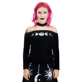 Tabitha Choker Top Phases Of The Moon