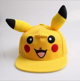 Pikachu Cap Gorra Wh438