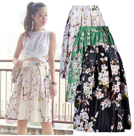 Sakura Skirt Falda Wh439