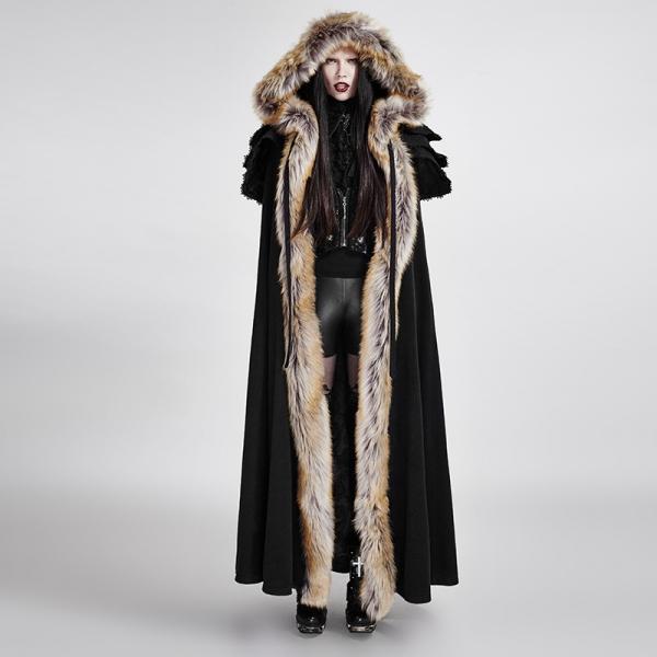 rebelsmarket_womens_black_or_red_fur_trim_gothic_medieval_sorceress_cloak_free_shipping_jackets_12.jpg