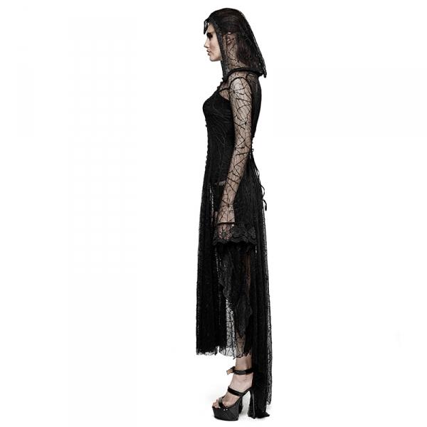 rebelsmarket_womens_black_spider_queen_floor_length_gothic_mesh_jacket_free_shipping_costumes_3.jpg