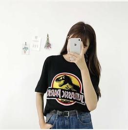 Jurassic Park T Shirt Camiseta Wh445
