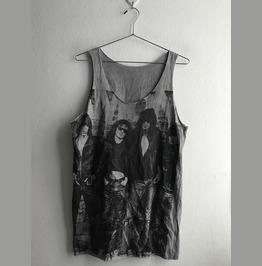 Ramones Punk Rock Vest Tank Top