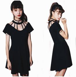 Gothic Dress / Vestido Gotico Wh448