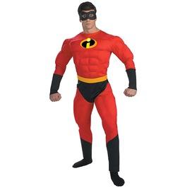 Mr. Incredible Adult Halloween Costume Set