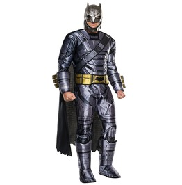 Dawn Of Justice Armored Batman Adult Costume Halloween