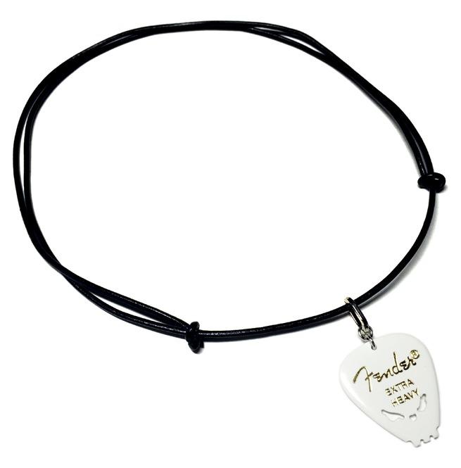 rebelsmarket_skull_genuine_leather_choker_white_fender_guitar_pick_hand_carved_necklaces_3.jpg