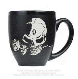 Alchemist Skull Mug Gothic