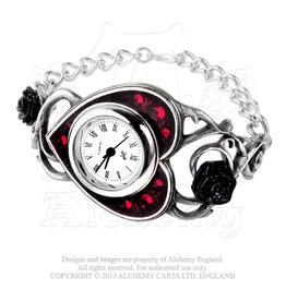 Bed Of Blood Roses Watch Gothic